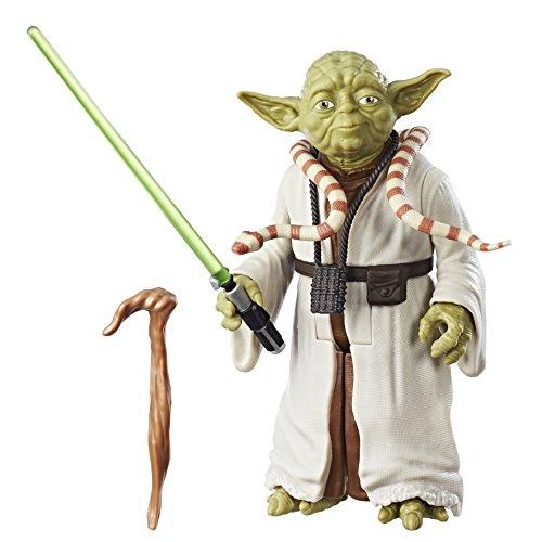Star Wars C3423  Episode 8 Yoda Figur, 30 cm