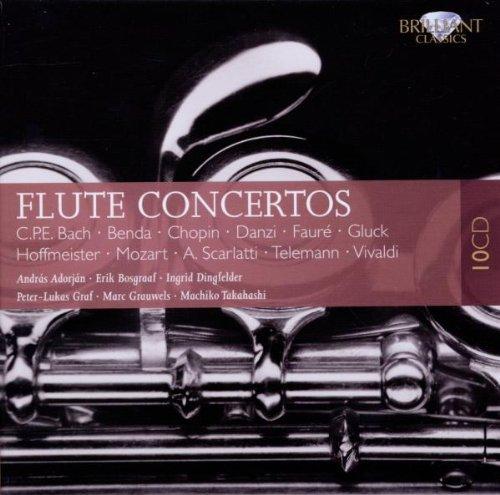 Flute Concertos / Flöten Konzerte (Flöte Concerto)