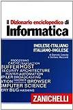 Image de Il dizionario enciclopedico di informatica. Ingles