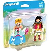 Playmobil 9215 Collectable Prince and Princess Duo Pack