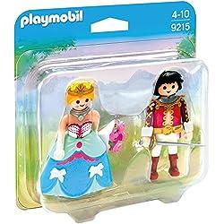 Playmobil Duo Pack-9215 Pareja Real,, única (9215