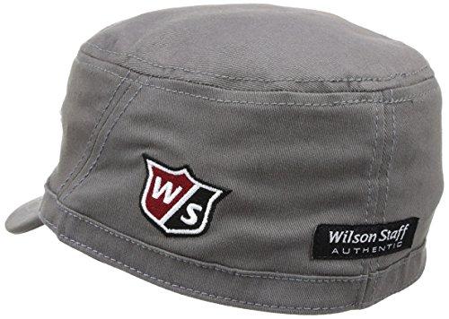 Wilson Casquette Staff Engineer gris