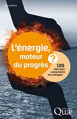 L'énergie, moteur du progrès ?: 120 clés pour comprendre les énergies