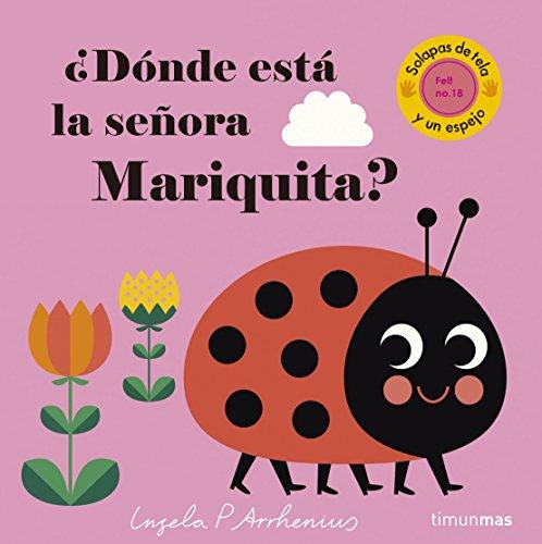 ¿Dónde está la señora Mariquita? (Libros con texturas) por Ingela P. Arrhenius
