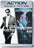 Get Carter - Die Wahrheit tut weh/Demolition Man (im Steelcase) [2 DVDs]