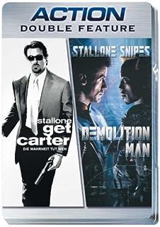 Get Carter - Die Wahrheit tut weh / Demolition Man (im Steelcase) [2 DVDs]