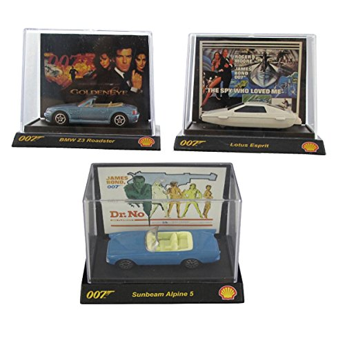 james-bond-007-die-cast-model-car-set-of-3-lotus-espirit-alpine-subeam-bmw-z3