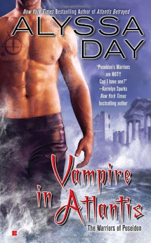 Vampire in Atlantis Cover Image