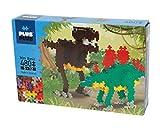 Plus-Plus - Dinosaures Boîte de 480 Pièces Jeux de Construction, PP3741