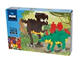 Plus-Plus 52215 - Steckspiele, Mini Basic 480, Dinosaurs