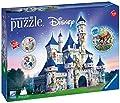 Ravensburger-00.012.587 Puzzles 3D Building Serie Maxi, Disney Fantasy Castle (12587) de Ravensburger