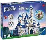 Ravensburger - 12587 - Puzzle - 3D Château Disney -...