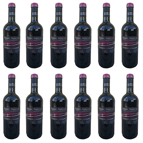 """OFFERTA - Vino Aglianico """"Le Terre del Normanno"""" ( 12 pezzi )"""