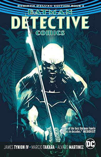 Batman - Detective Comics: The Rebirth Deluxe Edition Book 2 ...