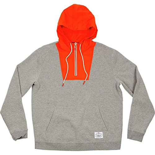 POLER Herren Sweat Bag-It Hood Sweatshirt gray heather