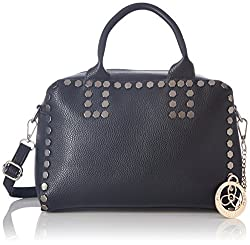 Ladida Ladida Collection Womens Satchel (Black) (2017-5 BLACK)