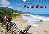 Kolumbien (Wandkalender 2018 DIN A4 quer): Zwischen Küste und Kordillere (Monatskalender, 14 Seiten ) (CALVENDO Orte) [Kalender] [Apr 01, 2017] Gerhard, Oliver
