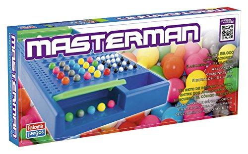 Falomir Masterman, Juego Mesa, Clásicos 23027