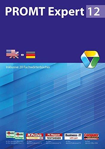 PROMTExpert 12 Englisch-Deutsch: Inklusive 20 Fachwörterbücher