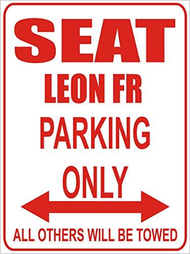 Rote Ziernaht kh Teile Fu/ßmatten Leon 3 5F Cupra ST Premium Autoteppich 4-teilig Velours schwarz