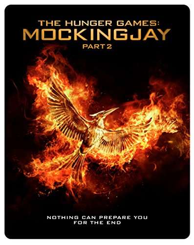 The Hunger Games: Mockingjay Part 2 (Steelbook) [2015]