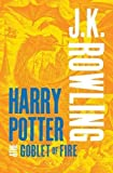 harry potter and the goblet of fire harry potter 4 adult cover by rowling j k 2013 paperback