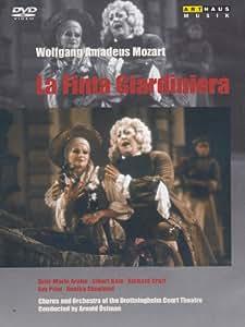 Mozart, Wolfgang Amadeus - La Finta Giardiniera (Drottningholm Theatre)