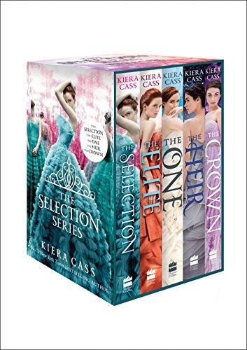 The Selection Series 1-5 por Kiera Cass