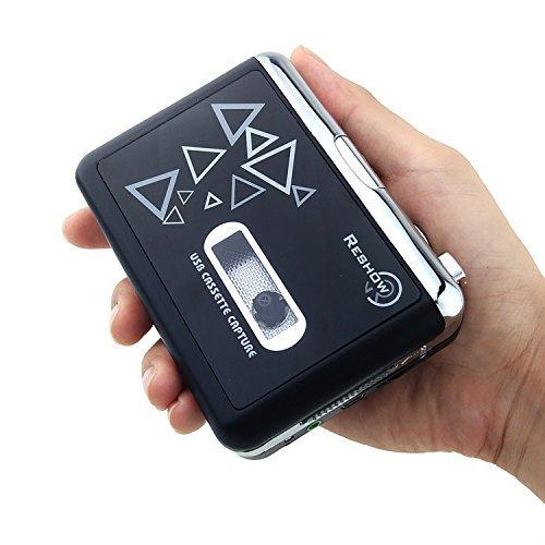 Reshow USB-Kassette/ Kassettenspieler-Konverter