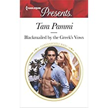 Blackmailed by the Greek's Vows (Conveniently Wed!)