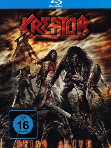 Kreator - Dying alive (limited edition) (+2CD)