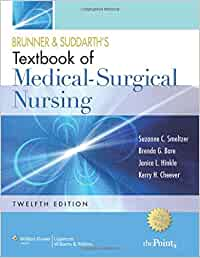 Buy brunner and suddarths textbook of medical surgical nursing in buy brunner and suddarths textbook of medical surgical nursing in one volume brunner suddarths textbook of medical surgical nursing book online at fandeluxe Choice Image