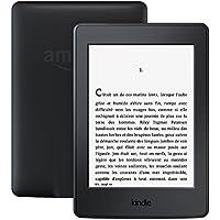 """Liseuse Kindle Paperwhite, Écran Haute Résolution 6"""" (15 cm) 300 ppp avec éclairage intégré et Wi-Fi (Noir) - Avec offres spéciales"""