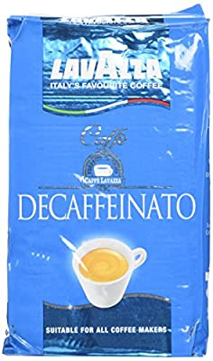 Lavazza Caffè Decaffeinato (Pack of 4)
