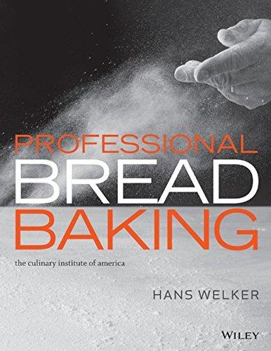Professional Bread Baking por Hans Welker