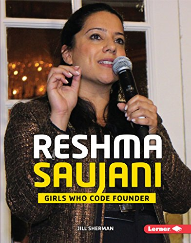 Reshma Saujani: Girls Who Code Founder (Gateway Biographies) PDF Descarga gratuita