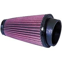 K&N RU-3120 Filtro de aire cónico, conexión de 70 mm