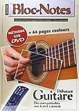 Bloc Notes Guitare Acoustique Methode Tab DVD...