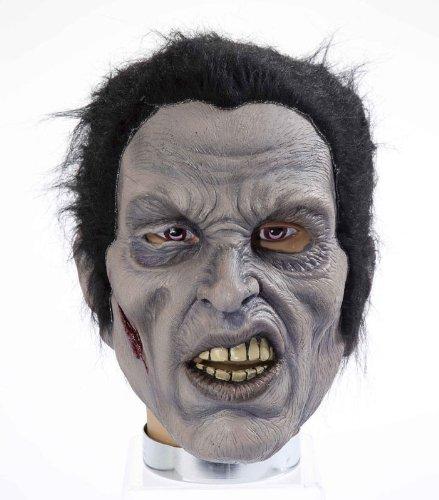 Halloween Horror Maske Zombie Zombiemaske - Halloween Zombie Rockabilly