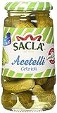 Saclà - Acetelli, Cetrioli - 6 pezzi da 290 g [1740 g]