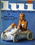 Lui, le magazine de l'homme moderne n° 46 - des voitures et des filles - pierre daninos - brian epstein b. traven - monsieur honda