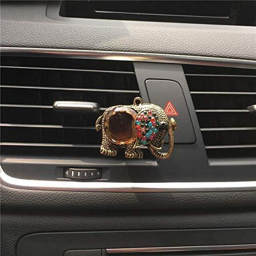 FASHLADY Newcar Aria condizionata Profumo Presa Bella Decorazioni Auto Personalizzate, Deodorante per Auto-Styling Auto Profumo: B