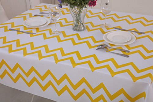 vinylla-chevron-yellow-easy-wipe-clean-pvc-tablecloth-oilcloth-small