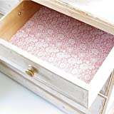 Rose Duft William Morris 'pink und Roses' Schrankpapier. 1BOX mit 5Blatt. Made in Suffolk, England.