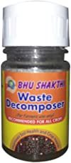 Waste Decomposer (NCOF) - BHUSHAKTI (46 Grams,Pack of 20)