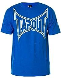 Tapout Herren Cornermans T-Shirt blau