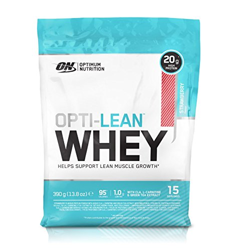 Optimum Nutrition Opti Lean Whey Fraise 15 Portions