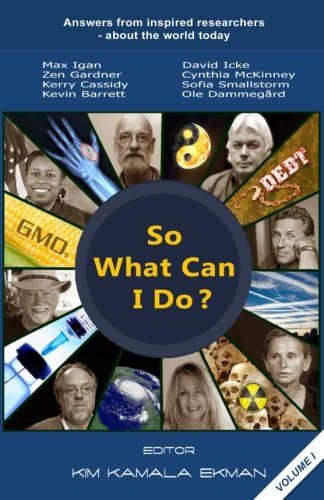 So What Can I Do?: Answers from inspired researchers about the world today: Volume 1