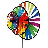 Windspiel - Magic Wheel Triple - UV-beständig und wetterfest -