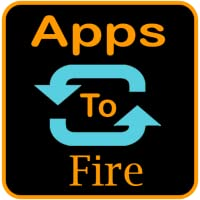 Apps2fire: import your apps to your Amazon fire TV